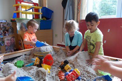 Thema water en zand